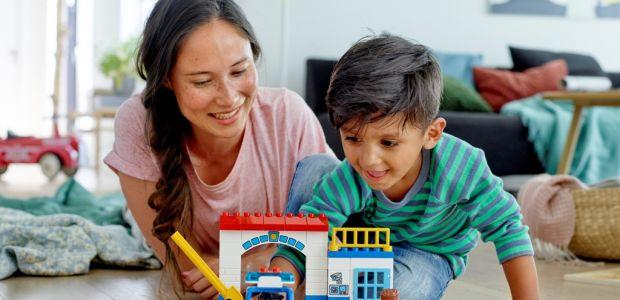 Pokaż, jak bawisz się z dzieckiem i wygraj jeden z zestawów LEGO Duplo