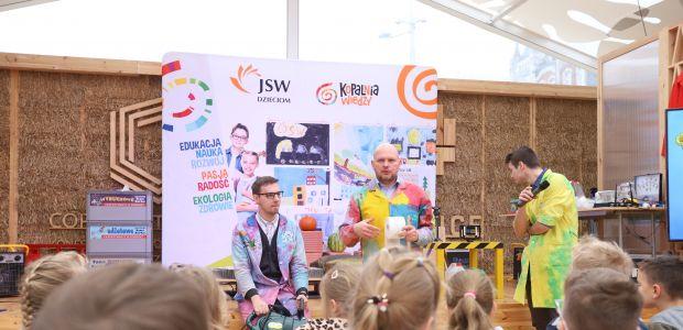 Kopalnia Wiedzy JSW – projekt dla dzieci, który poszerza horyzonty