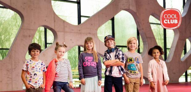 FUNtastyczne ubrania dla dzieci czyli kolekcja Cool Club na wiosnę i lato 2018 [GALERIA]