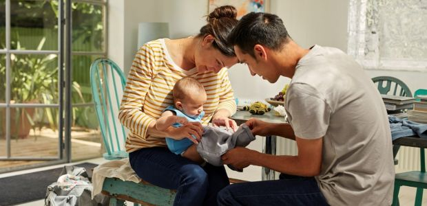 Przetestuj pielęgnacyjne chusteczki Baby Dove