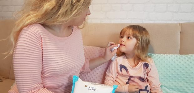 Mamy przetestowały chusteczki Baby Dove. Jak je oceniły?