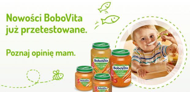 Mamy przetestowały nowości BoboVita! Jakie wrażenia?