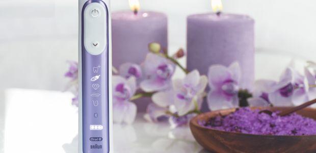 Pozwól sobie na chwilę relaksu i zamień swoją codzienną pielęgnację jamy ustnej w prawdziwe spa!