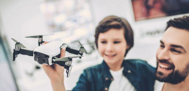 Helikopter to idealny pomysł na prezent (nie tylko) dla małego chłopca