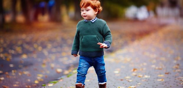 Przygotuj swoje dziecko na jesień i kup dobre buty!