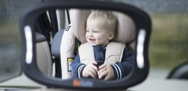 KONKURS! Wygraj zestaw akcesoriów samochodowych BeSafe