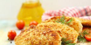 Pieczone paluszki rybne - dania z ryb dla dzieci