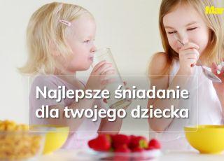 Płatki śniadaniowe. 5 powodów dlaczego warto podać je na śniadanie swojemu dziecku!