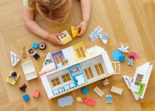 Wielofunkcyjny domek Lego Duplo