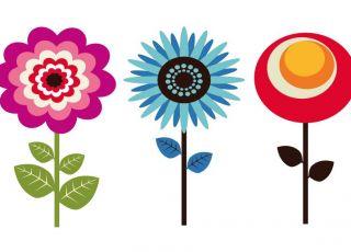Kolorowanki: kwiaty dla miłośnika przyrody. 22 wzory do wydruku i pokolorowania