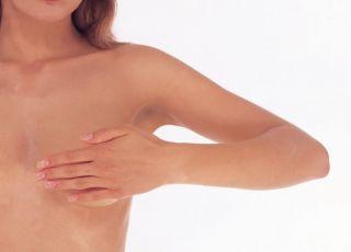 piersi w czasie dni płodnych