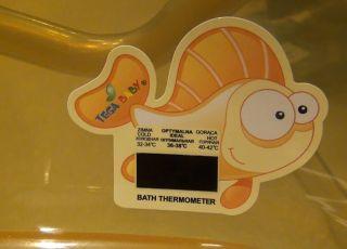 Akcesoria do kąpieli niemowlaka