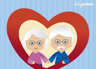 Dzień Babci i Dziadka: kartki - laurki do druku