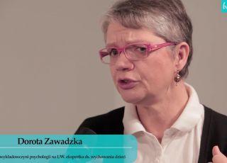 Nadwrażliwość dziecka to powód do niepokoju? – wyjaśnia Dorota Zawadzka – film