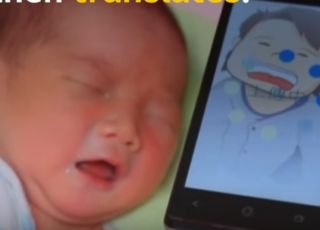 Nie wiesz dlaczego dziecko płacze? – wynaleziono sposób by pomóc rodzicom!
