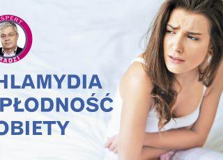 Chlamydia ogranicza płodność kobiet [WIDEO]