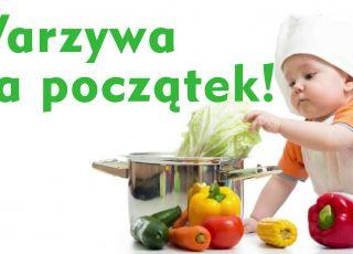 Rozszerzanie diety niemowlęcia zacznij od warzyw [WIDEO]