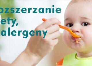 Dlaczego należy dzieciom podawać jak najwcześniej alergeny? [WIDEO]