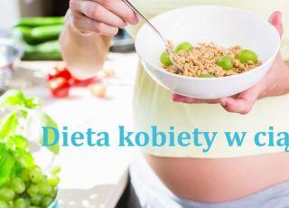 Dieta kobiety w ciąży nie istnieje! Zobacz, najnowsze zalecenia dietetyka! [WIDEO]