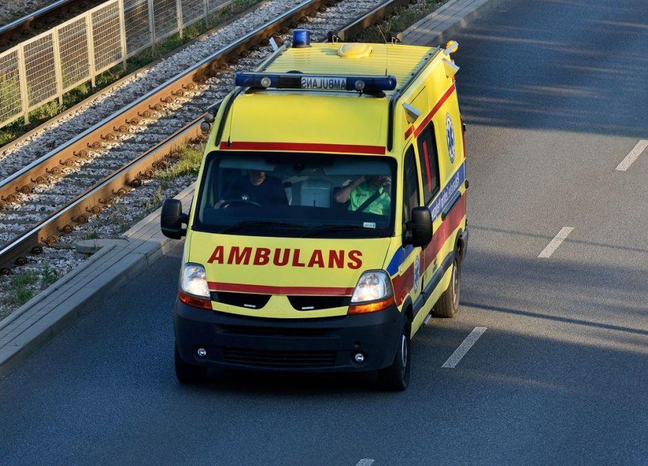 1,5 roczna dziewczynka z Łodzi wypadła z okna