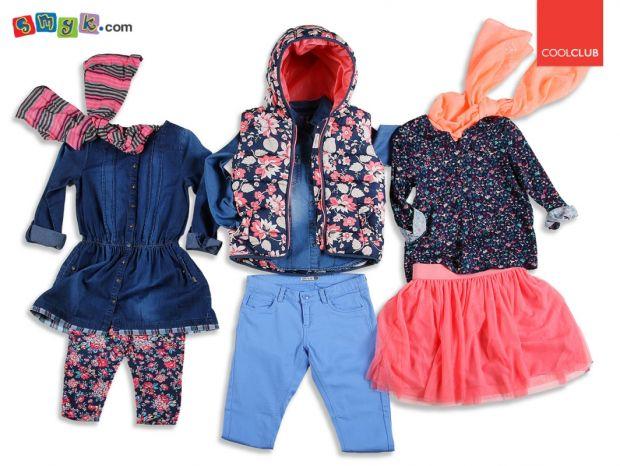 ubrania dla dzieci Smyk