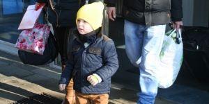 2-letni Adaś wychodzi ze szpitala