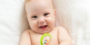 20 tygodniowe niemowlę, niemowlę, dziecko