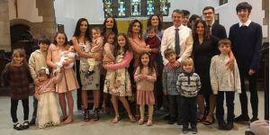 21.dziecko w największej rodzinie w Anglii