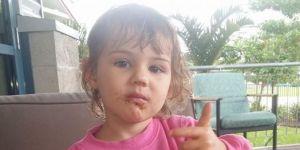3-letnia Zoey walczy o życie w szpitalu
