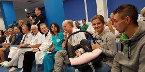 5 milionów przebadanych przez WOŚP noworodków