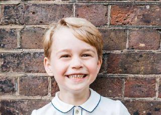 5 urodziny księcia Georga