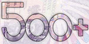 500 zł na dziecko z programu 500+