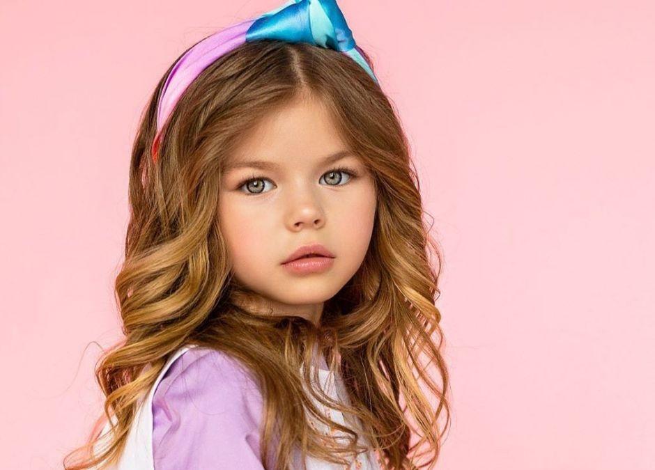 6-latka okrzyknięta nową najpiękniejszą dziewczynką świata