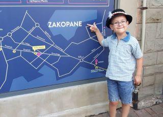 7-letni Hubert zawstydził turystów korzystających z konnych dorożek nad Morskie Oko