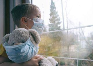 70 proc. dzieci z zaburzeniami po kwarantannie