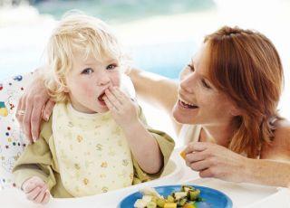 kolacje dla rocznego dziecka