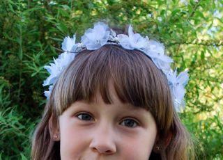 8-letnia Martynka zjadła po zjedzeniu czekoladek zawierających orzeszki ziemne, na które była uczulona.