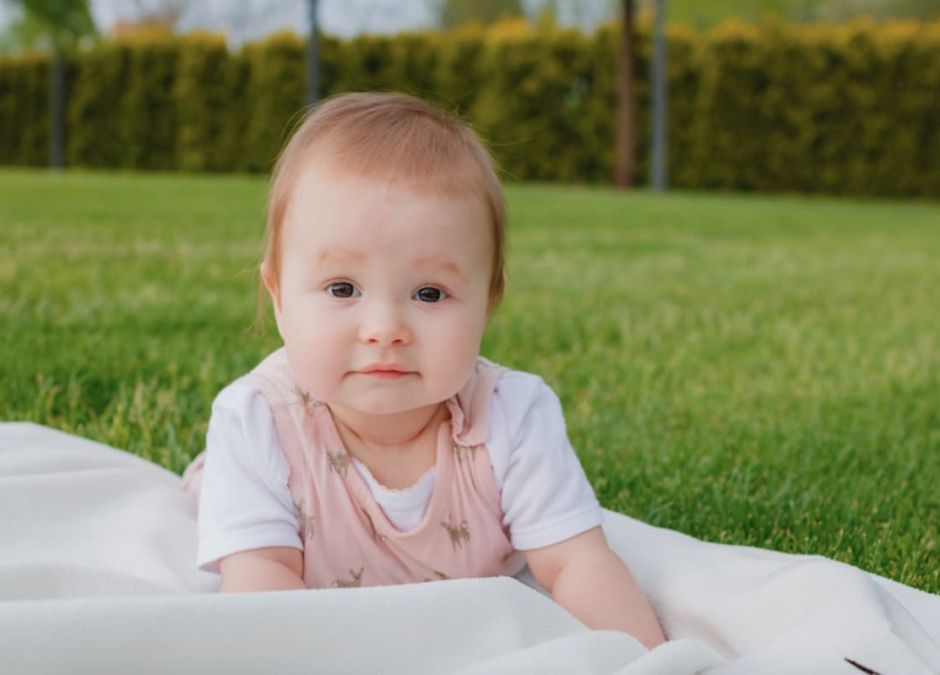 8 miesięczne dziecko nie siada