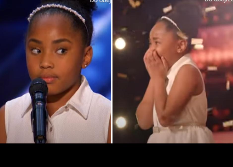 9-latka zaskoczyła jurorów Mam talent