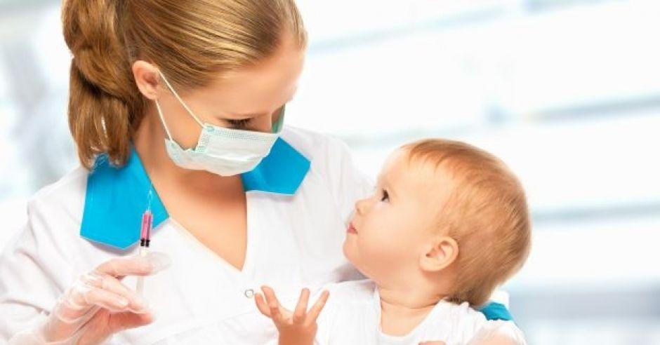 95 proc. dzieci w Polsce wciąż zaszczepionych