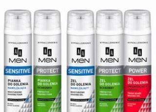 AA Men, Oceanic, kosmetyki dla mężczyzn