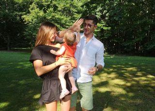 Aania, Robert i Klara Lewandowscy