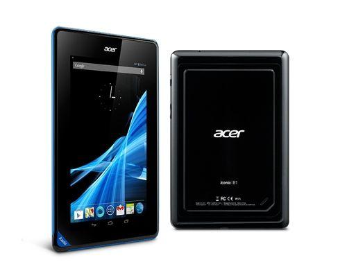 Acer B1, tablet