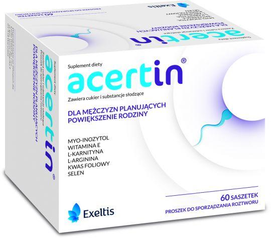 Acertin dla starających się zajść w ciążę