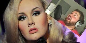 """Adele """"Hello"""" śpiewane przez postacie Disney'a"""