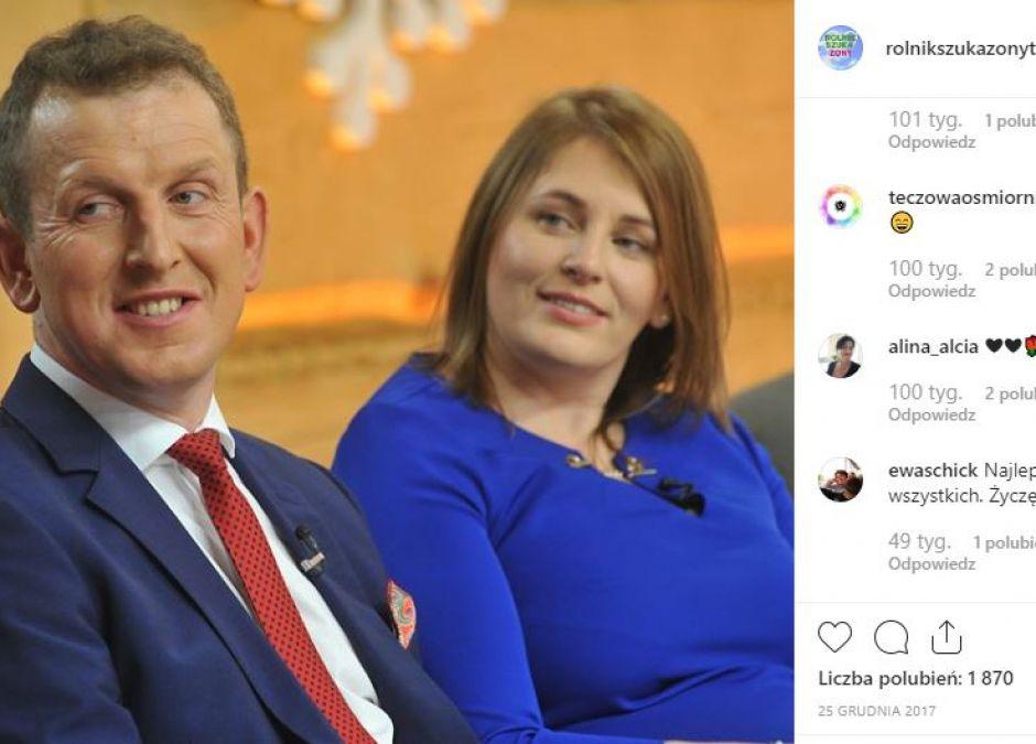 Agnieszka i Robert Filochowscy