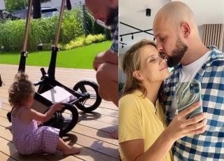 Agnieszka Kaczorowska pokazała wózek dla córki. Drogi, ale niektóre celebrytki wydawały więcej
