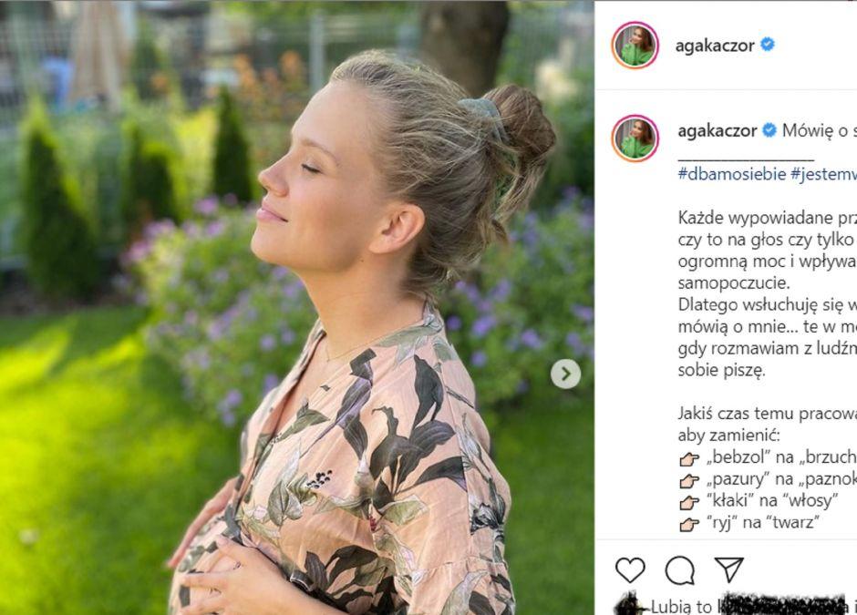 Agnieszka Kaczorowska znów zamieściła wpis o pięknie. Jej fani są podzieleni