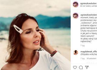 Agnieszka Włodarczyk jest w ciąży