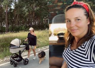 Agnieszka Włodarczyk od porodu nie była jeszcze w restauracji. Obawia się publicznego karmienia